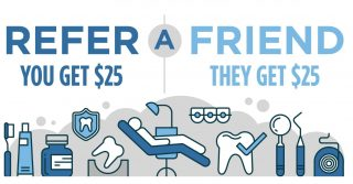 Refer A Friend And Each Get 25$